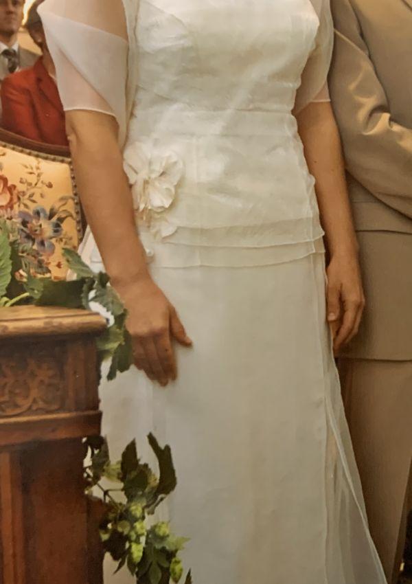 Second Hand Brautkleid | Valérie / Kleemeier | A-Linie | Gr. 40