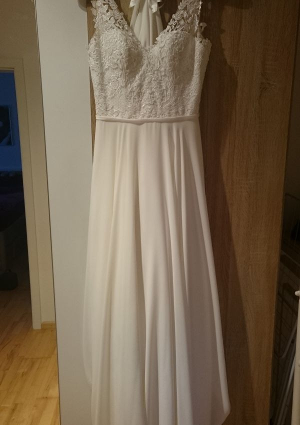 Second Hand Brautkleid | Lillian West | A-Linie | Gr. 38