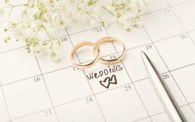 Hochzeitstrends für 2021 (Teil 1)