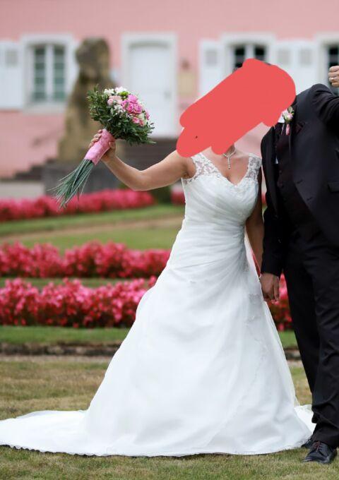 Second Hand Brautkleid | Kleemeier | A-Linie | Gr. 38