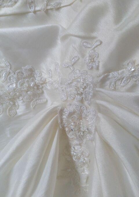 Second Hand Brautkleid | Kleemeier | Vallerie | A-Linie | Gr. 44