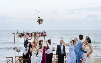 Hochzeitsbräuche in aller Welt
