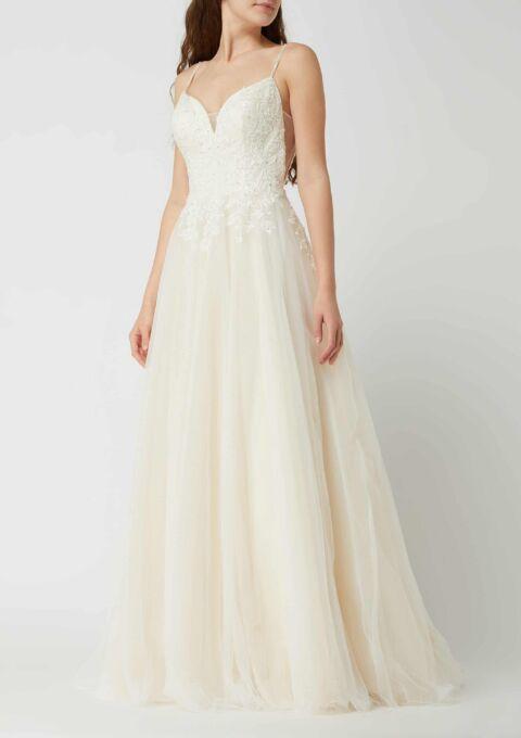 Brautkleid | Luxuar Magic Bride | A-Linie | Gr. 42