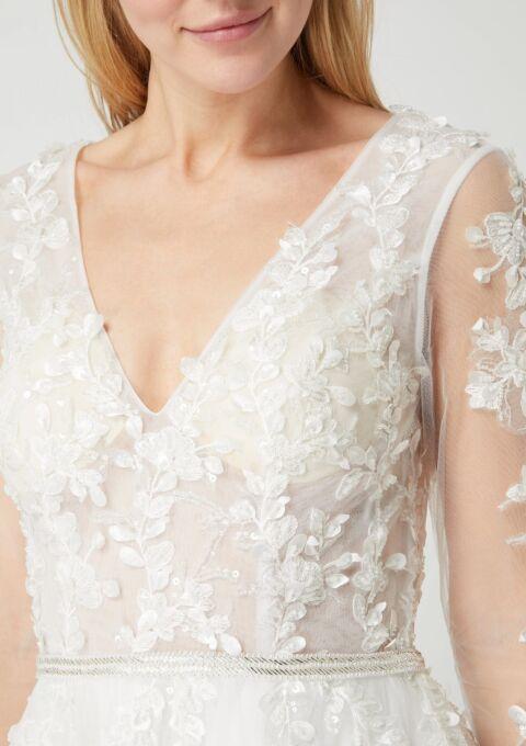 Brautkleid | Unique | Standesamt