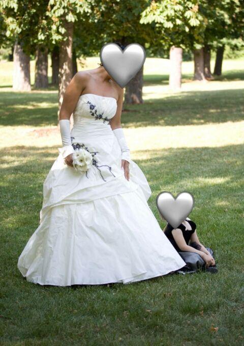 Second Hand Brautkleid   Elizabeth Passion / Mode de Pol   Sonstiges   Gr. 38