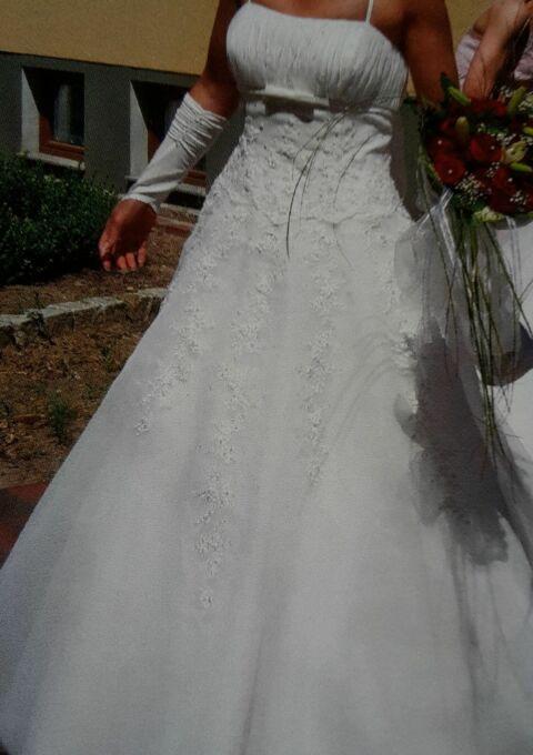 Second Hand Brautkleid | Lohrengel | A-Linie | Gr. 38