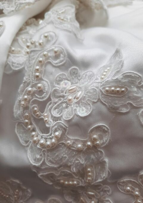 Second Hand Brautkleid | Rosi Fashion | A-Linie | Gr. 42