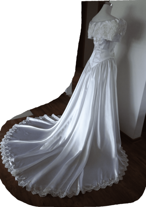 Second Hand Brautkleid | Pronovias | A-Linie | Gr. 36