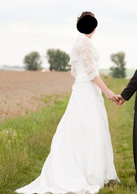 Second Hand Brautkleid | Amélie | A-Linie | Gr. 40