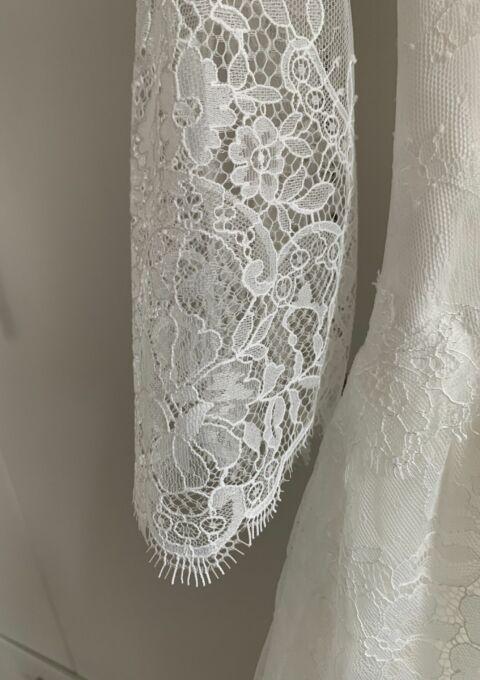 Second Hand Brautkleid | Lilly | Boho | Gr. 38
