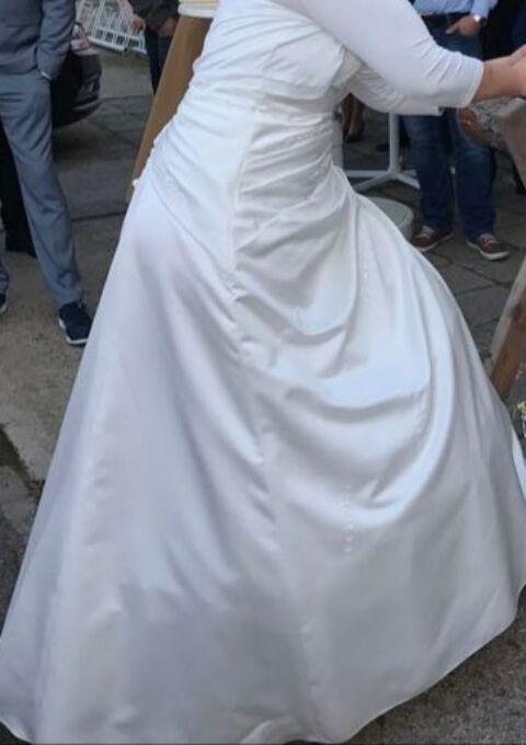 Second Hand Brautkleid | Amélie | A-Linie | Gr. 44