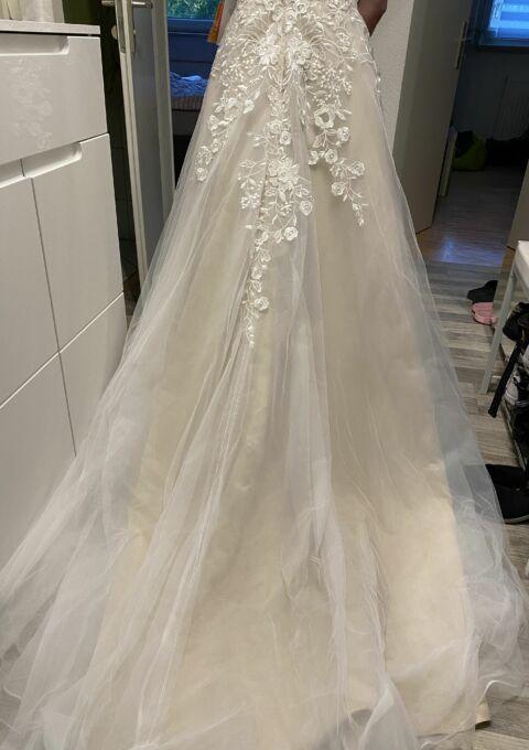Second Hand Brautkleid | A-Linie | Gr. 36 | Neu & ungetragen