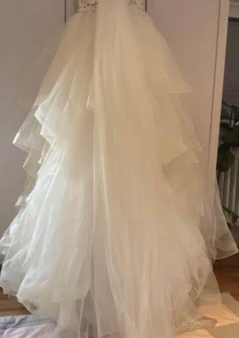 Second Hand Brautkleid | Allegresse France | Prinzessin | Gr. 36