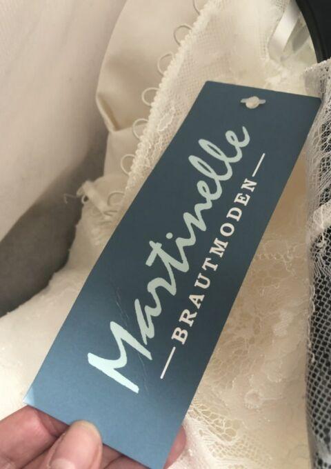 Second Hand Brautkleid | Martinelle | Martinelle 1910 | A-Linie | Gr. 42 | Neu & ungetragen