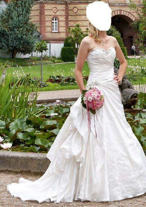 Second Hand Brautkleid | AVINIA | A-Linie | Gr. 36 | Maßgeschneidert