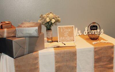 Ideen für das passende Hochzeitsgeschenk