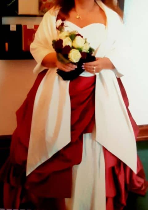 Second Hand Brautkleid | Valérie / Kleemeier | Prinzessin | Gr. 48