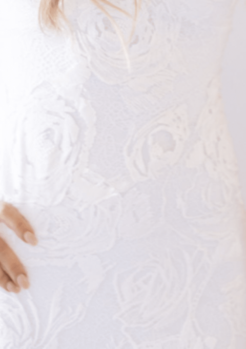 Second Hand Brautkleid   Grace Loves Lace   Rosa in Ivory   A-Linie   Gr. 34