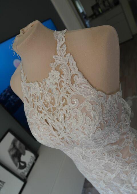Second Hand Brautkleid | Stella York | Meerjungfrau | Gr. 36 | Maßgeschneidert