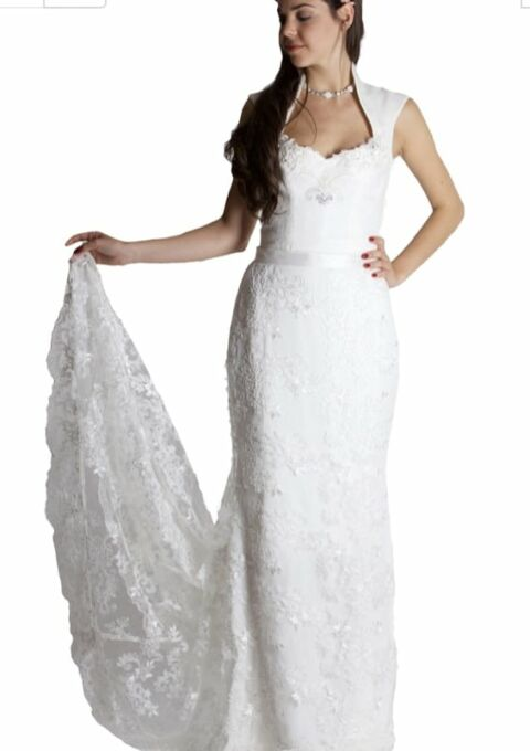 Second Hand Brautkleid | Sportalm | Hochzeitsdirndl | Gr. 34 | Neu & ungetragen
