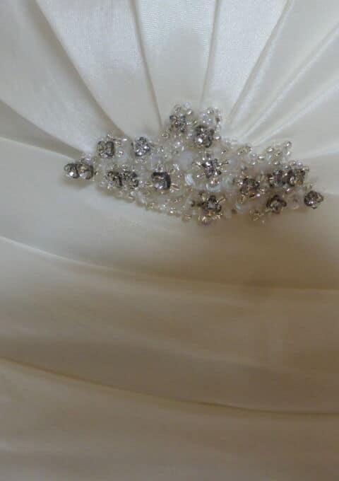 Second Hand Brautkleid | Venus Bridal | Empire | Gr. 38