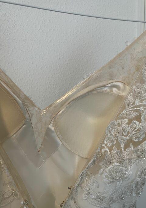 Second Hand Brautkleid | Sweetheart / Justin Alexander | A-Linie | Gr. 36 | Maßgeschneidert