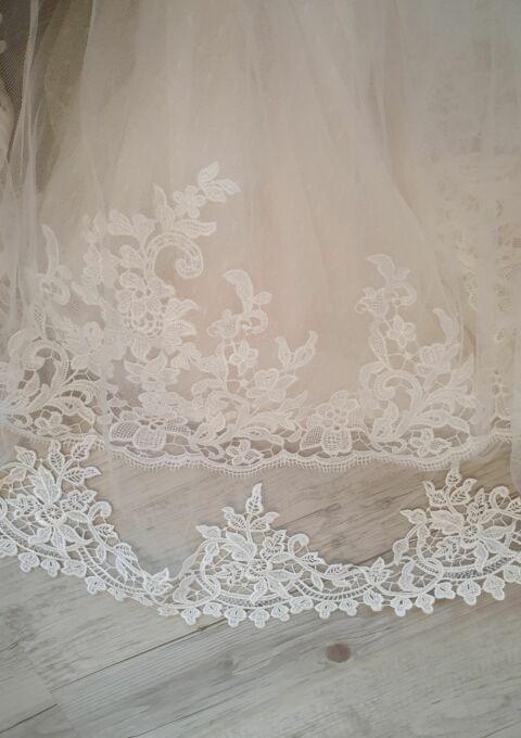 Second Hand Brautkleid | David Tutera for Mon Cheri Bridal | Meerjungfrau | Gr. 34 | Neu & ungetragen