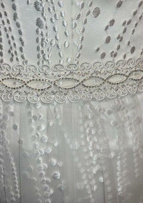 Second Hand Brautkleid   Dutch Couture   A-Linie   Gr. 40   Neu & ungetragen