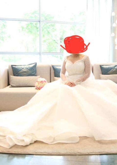 Second Hand Brautkleid | SIMA Couture | Sonstiges | Gr. 38 | Maßgeschneidert
