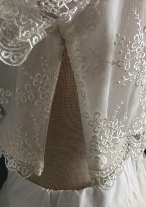 Second Hand Brautkleid | Renie | Zweiteiler | Gr. 40 | Maßgeschneidert | Neu & ungetragen