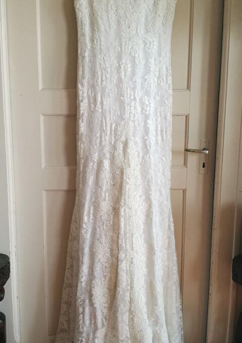 Second Hand Brautkleid | Olvi's | 2281 | Meerjungfrau | Gr. 36 | Neu & ungetragen