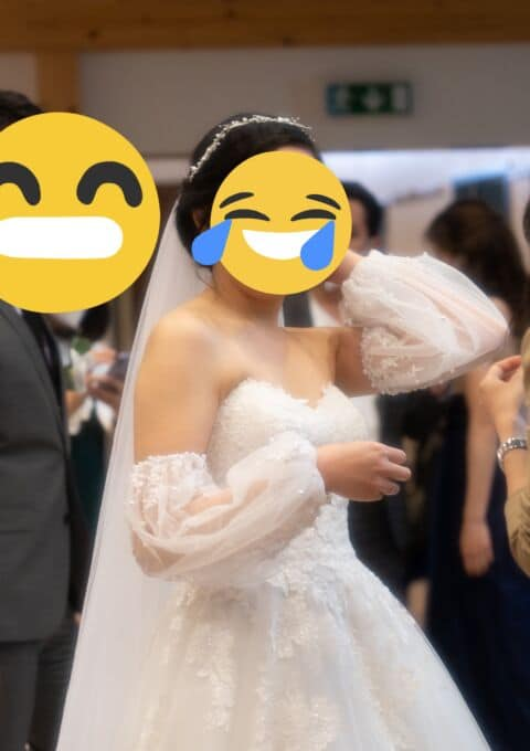 Second Hand Brautkleid | St. Patrick / Pronovias | Prinzessin | Gr. 36