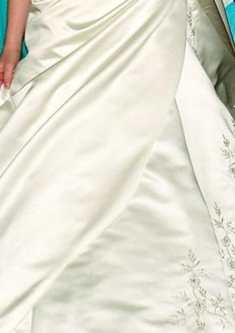 Second Hand Brautkleid   Canelli   A-Linie   Gr. 36