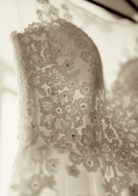 Second Hand Brautkleid | A-Linie | Gr. 40