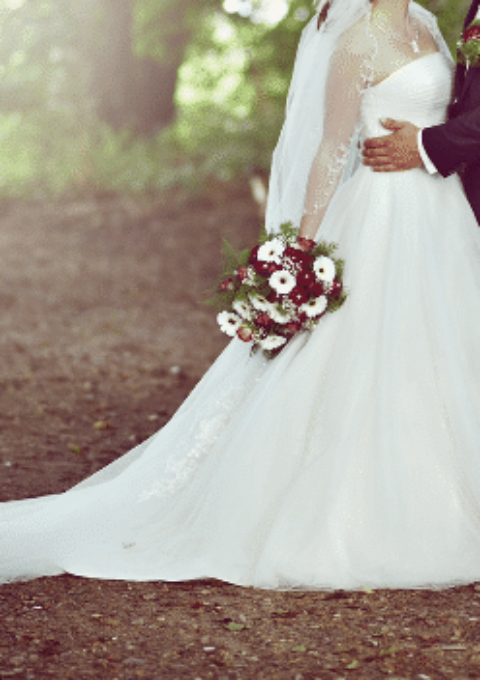 Second Hand Brautkleid | Lillian West | A-Linie | Gr. 38