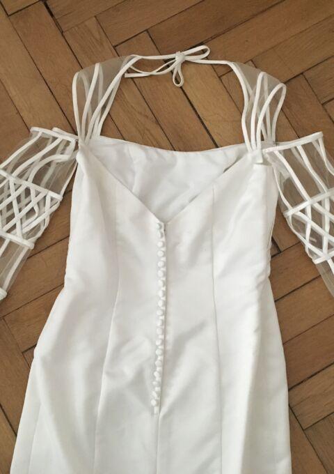 Second Hand Brautkleid | A-Linie | Gr. 38