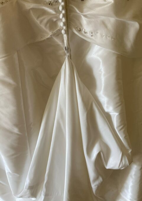 Second Hand Brautkleid | Marylise | Prinzessin | Gr. 40