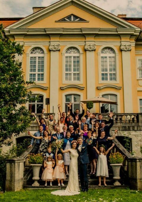 Second Hand Brautkleid | Annasul Y | Fit and Flare | Gr. 36 | Maßgeschneidert