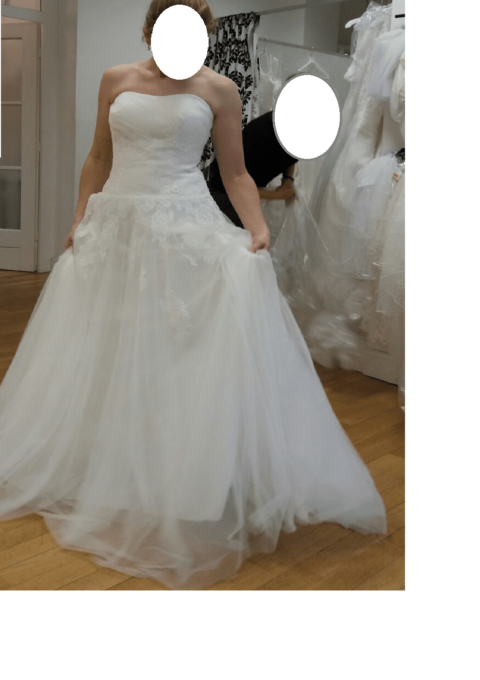 Second Hand Brautkleid | Jessie K | Jessi K | A-Linie | Gr. 36