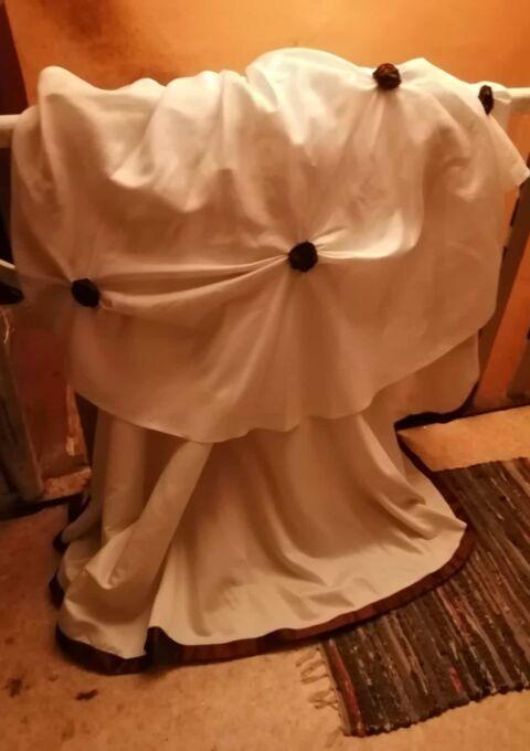 Second Hand Brautkleid   Einzelanfertigung   Prinzessin   Gr. 42   Maßgeschneidert
