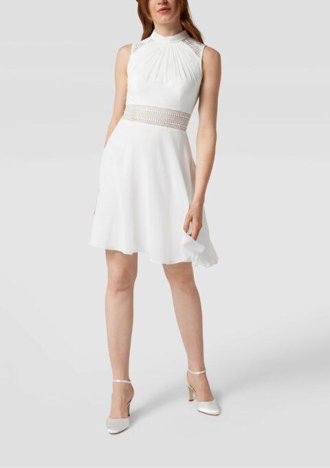 Brautkleid | V.M. | Minikleid | Standesamt