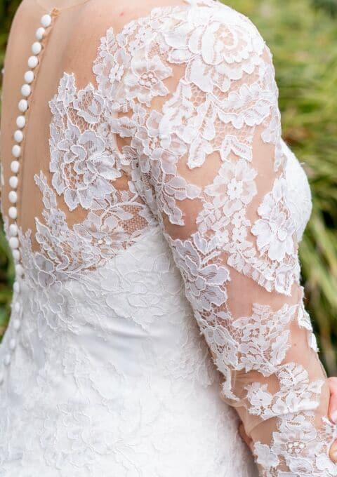 Second Hand Brautkleid   White One / St. Patrick / Pronovias   A-Linie   Gr. 38