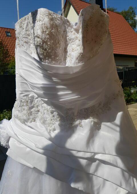 Second Hand Brautkleid | A-Linie | Gr. 48