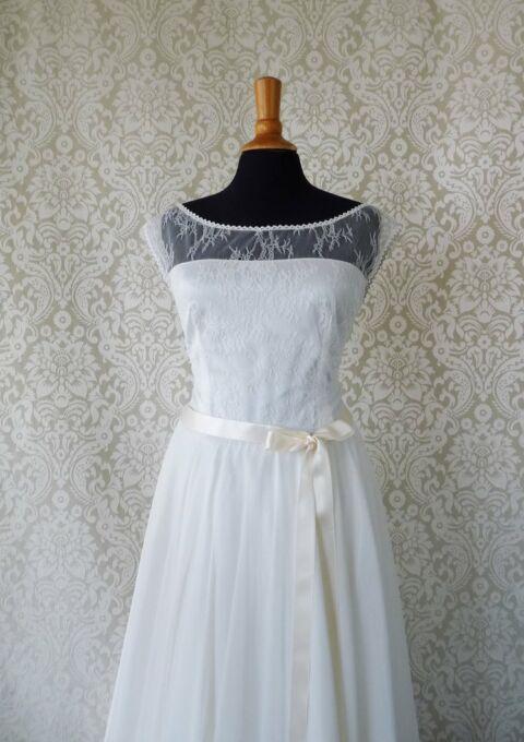 Brautkleid | LeJame | MARTA | A-Linie | Standesamt | Maßgeschneidert