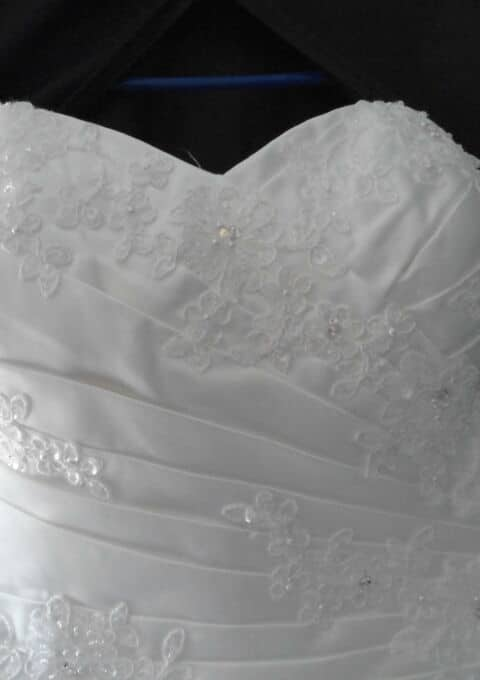 Second Hand Brautkleid   Miss Kelly / The Sposa Group   A-Linie   Gr. 36