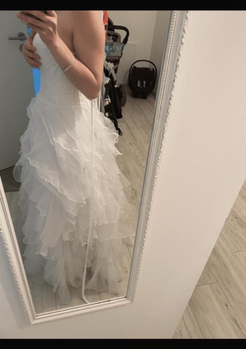 Second Hand Brautkleid | Prinzessin | Gr. 34 | Neu & ungetragen