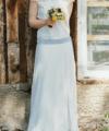 Second Hand Brautkleid | Therese & Luise | Boho | Gr. 36