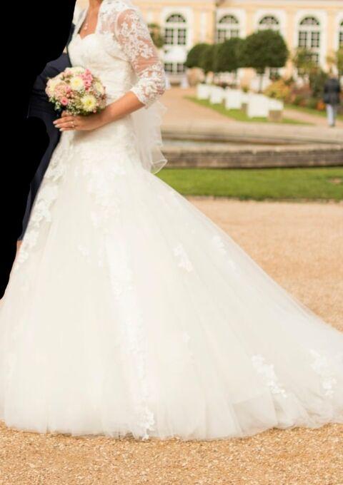 Second Hand Brautkleid   Enzoani   Prinzessin   Gr. 38