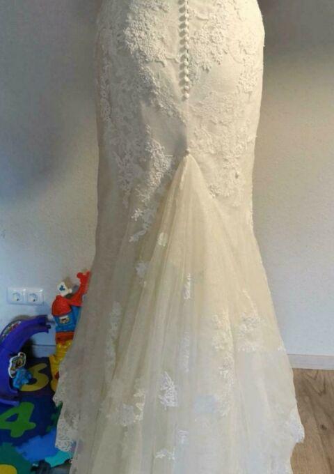 Second Hand Brautkleid | Pronovias Barcelona | Meerjungfrau | Gr. 38
