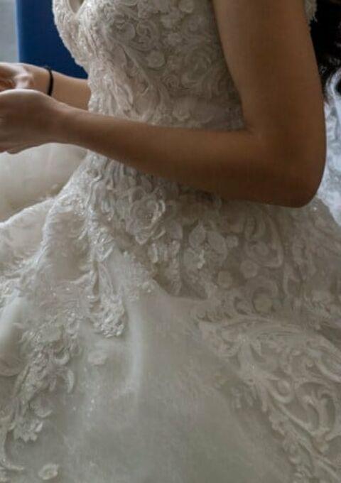 Second Hand Brautkleid | Lavem Bridal | Sonstiges | Gr. 36